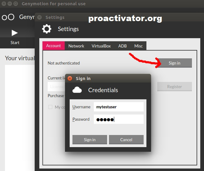 Genymotion 3.2.1 Crack With License Key Torrent Free [2021]