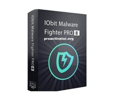 IObit Malware Fighter Pro 8.6.0.793 Crack With Activation Key Download