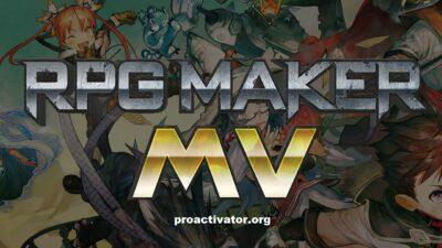 RPG Maker MV 1.6.2 Crack + DLC Pack 2021 Full Free Download [Latest]