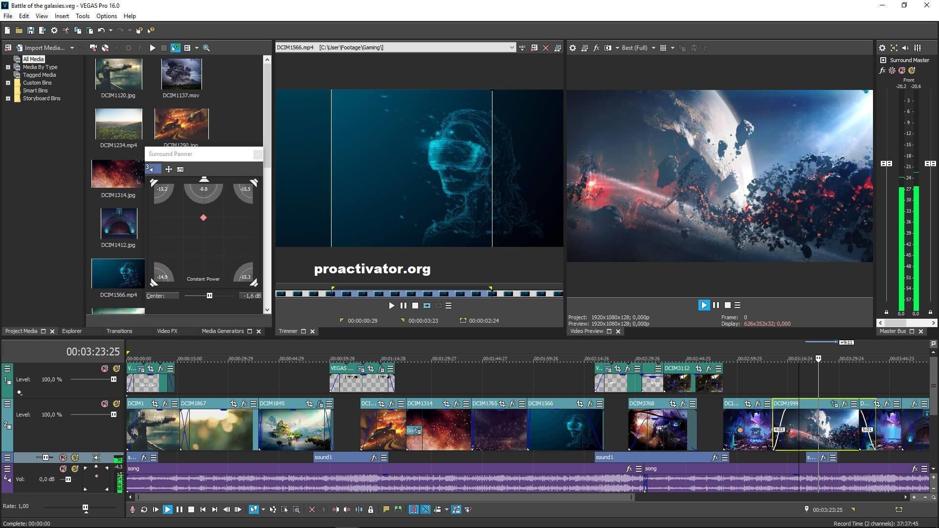 Sony Vegas Pro 18 Crack With Working Keygen 2021