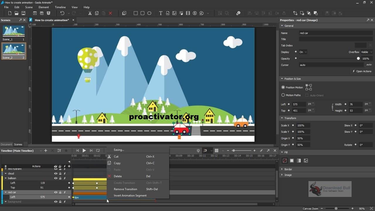 Adobe Animate CC 2021 Crack + Keygen Download