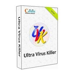 UVK Ultra Virus Killer 10.20.2.0 Crack + License Key [Updated] 2021
