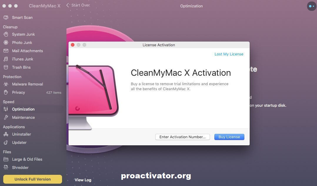 CleanMyMac X 4.8.4 Crack With Full Activation Code[Latest]